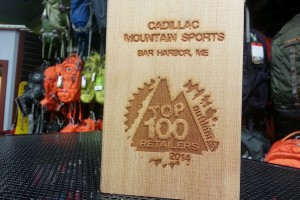 Cadillac Mountain Sports - top 100 retailers